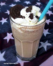 Rezepte mit Herz ♥: Milchshake mit Oreos und Nutella
