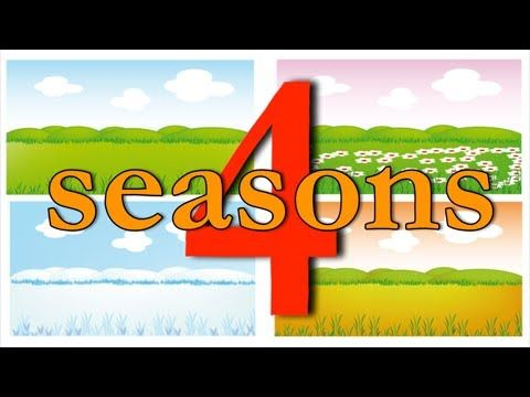 Brand New Four Season Song by Mr. R For more pins like this visit: http://pinterest.com/kindkids/music-and-videos-charlottes-clips/