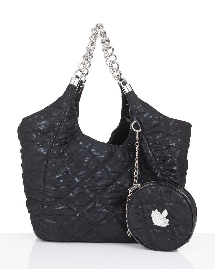Handtasche in Rautensteppung von Ricarda M.  Weitere Modehighlights auf www.hse24.de.