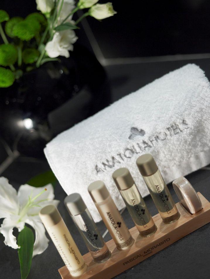 Anatolia Hotels amenities !!!