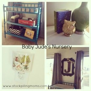 Whimsical Vintage Baby Boy Nursery Ideas