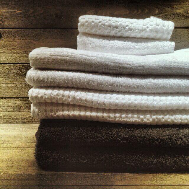 Underbara handdukar från Abyss