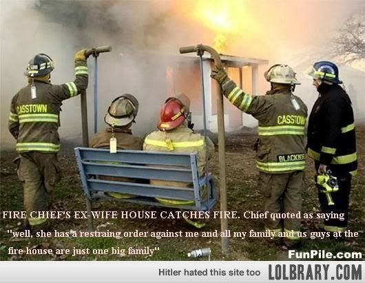 Firefighter memes google search lmao pinterest for Tough exterior quotes