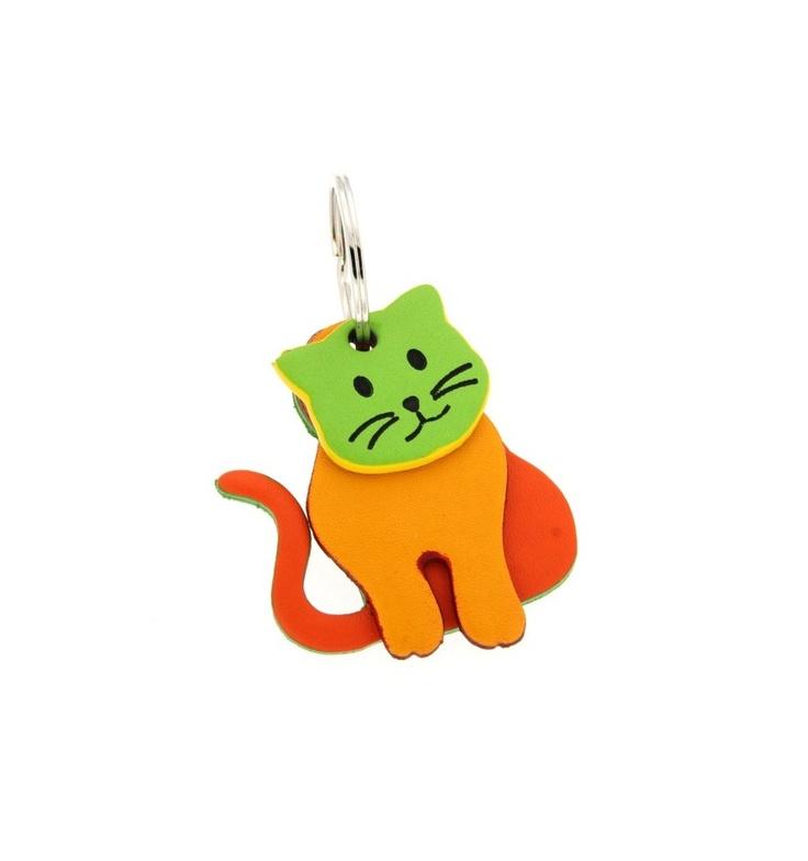 GENUINE MYWALIT Keyrings Cat key ring Female - 911-999b, $20