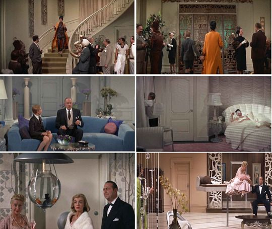 Auntie Mame - from Apartment Therapy's 20 best movie interiors