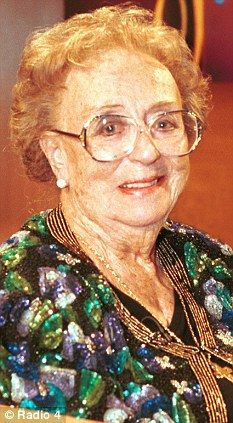Thora Hird, a superb British actress ~ Edie Pegdin in Last of the Summer Wine