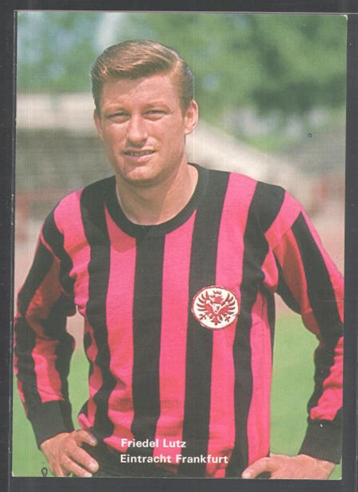 Friedel Lutz, Eintracht Frankfurt Fußball A.G.