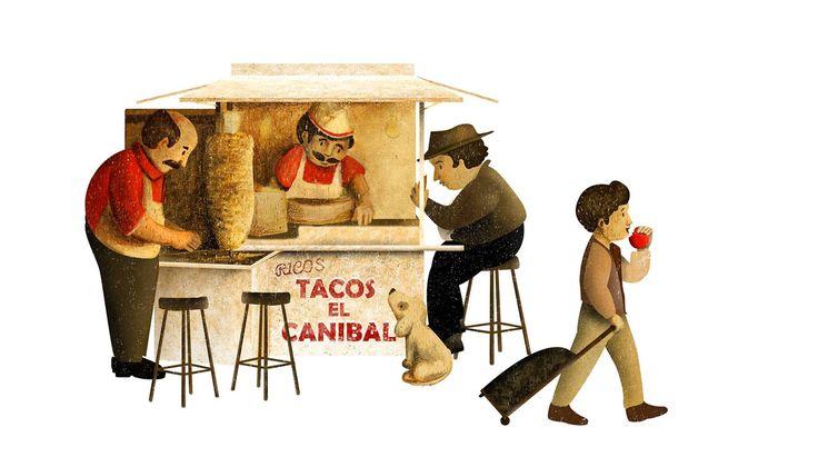 Tacos el canibal