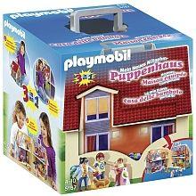 PLAYMOBIL - Mein Neues Mitnehm-Puppenhaus - 5167