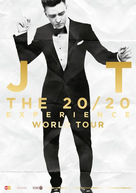 Justin Timberlake Tour 2014. The COUNTDOWN starts now.