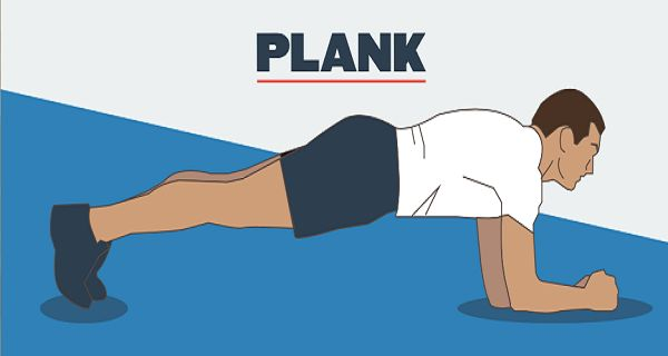 One of the most effective exercises for the entire body is plank. To do this exercise successfully, you need to have strong core muscles and train regularly. It will help you to build your core, and support your spine.