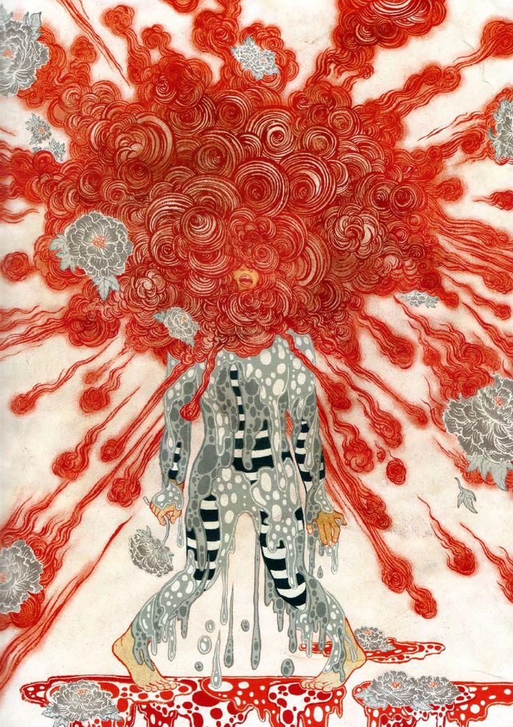 Blow Up 3 by Yuko Shimizu (2010)