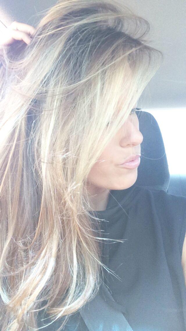Can Blondes Go Brunette 68