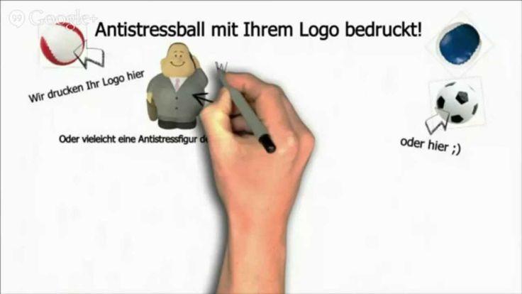 Antistressball mit Werbung bedrucken.