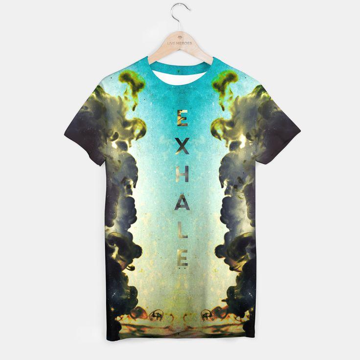 Liquid harmony II T-shirt, Live Heroes