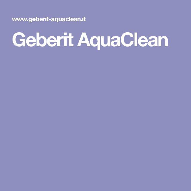 Geberit AquaClean