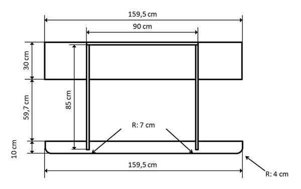 Wickelaufsatz-Eigenbau für Hemnes Kommoden | Ikea Hacks & Pimps | BLOG | New Swedish Design