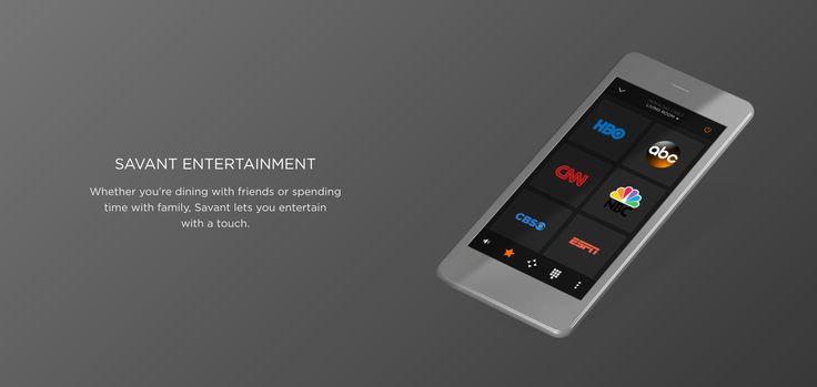 Savant Entertainment Home Automation NYC