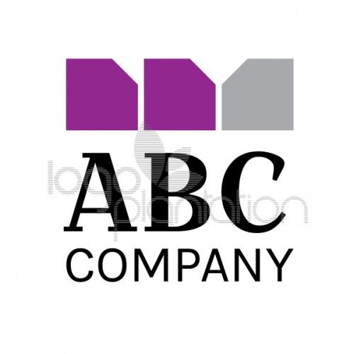 This logo is of a line of three polygon shapes. Located above the company name. The logo is supplied with Open Source Google Fonts. The file formats provided is EPS. See more at http://www.logoplantation.com/shop/three-polygons/