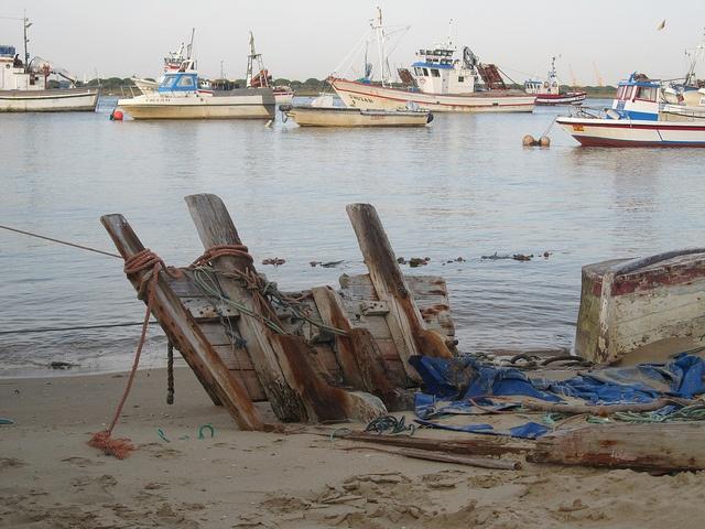 Playa de Punta Umbria . Huelva,