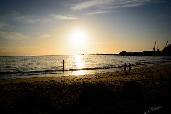 Fremantle Sunset 1  6000 x 4000 pixels  Digital by StarPoint9