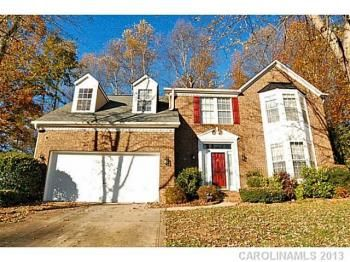 REUCED to $185,000!!!  8736 Londonshire Drive, Charlotte, NC - presented by The Elrod Team.  PRICE REDUCED to $185,000! Cul-de-sac home with BIG back yard close to Northlake Mall & 485!