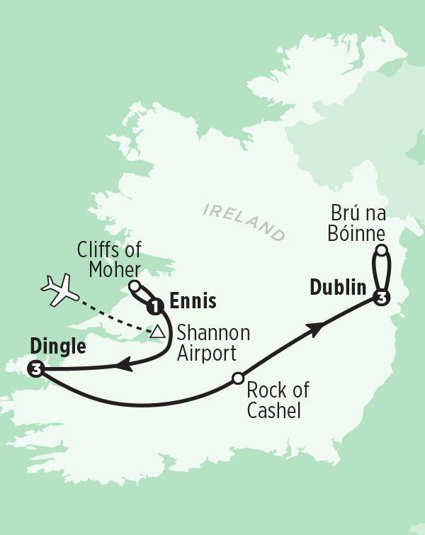 Dublin Day Tours Rick Steves