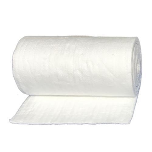 USA MADE Ceramic Fiber Blanket - HPS (2300F) 8# 1/4 in x 24 in x 25 ft Roll