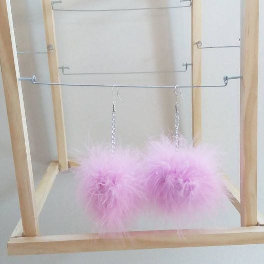 Once off pastel purple fluffies - chin length in side large  $30 with free shipping NZ wide