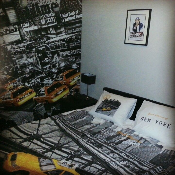 new york bedroom