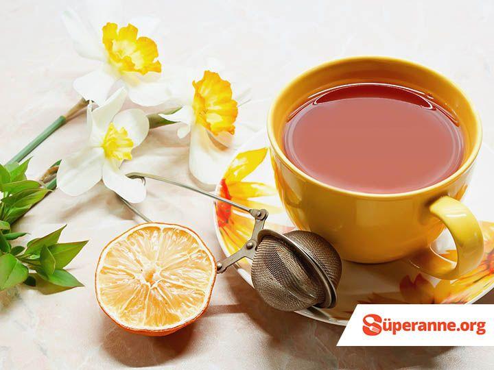 Meyve Çayı Tarifi   Süper Anneden Kolay Yemek Tarifleri