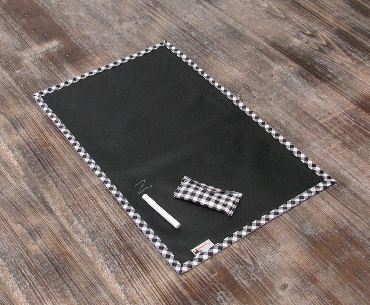 77 Best Sew Chalk Cloth Images On Pinterest Chalkboard