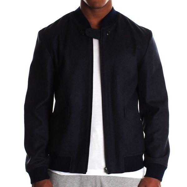 A.P.C Blouson Moto Jacket