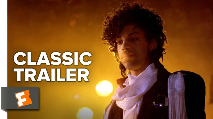 Purple Rain (1984) Official Trailer - Prince, Apollonia Kotero Movie HD #RIP #Prince