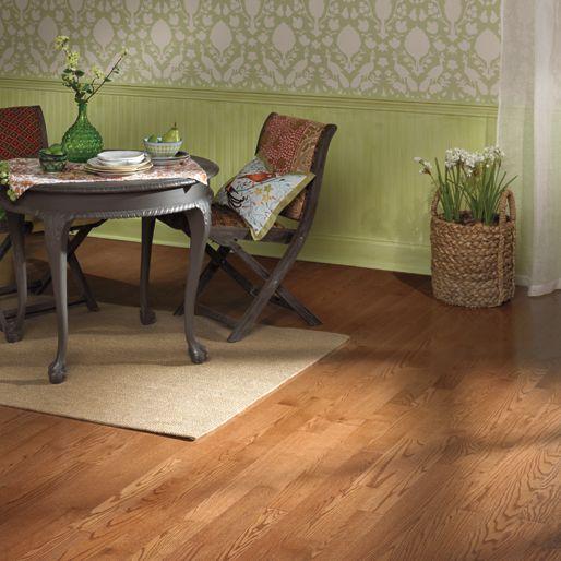 Cider Oak Hardwood Floors For Kitchen