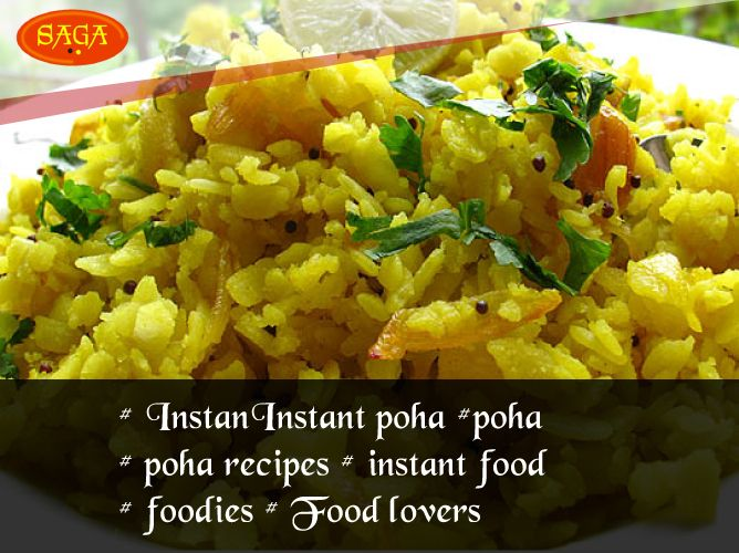 Saga Poha for delicious food lovers #poha #poha_manufacturer #tasty_food #Indian_food #instant_food_manufacturer http://www.mbgpaam.com/paam-eatable/index.php