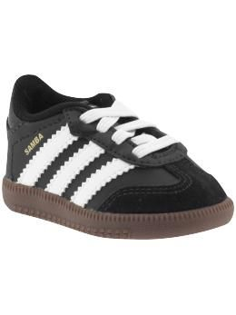 adidas Samba Leather (Infant/Toddler) | Piperlime