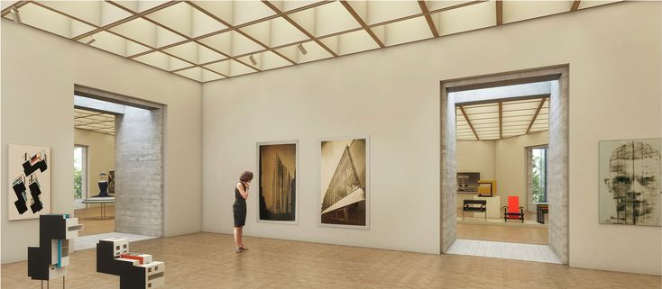 Gallery of Foundation Bauhaus Dessau Announces Winners of Bauhaus Museum…