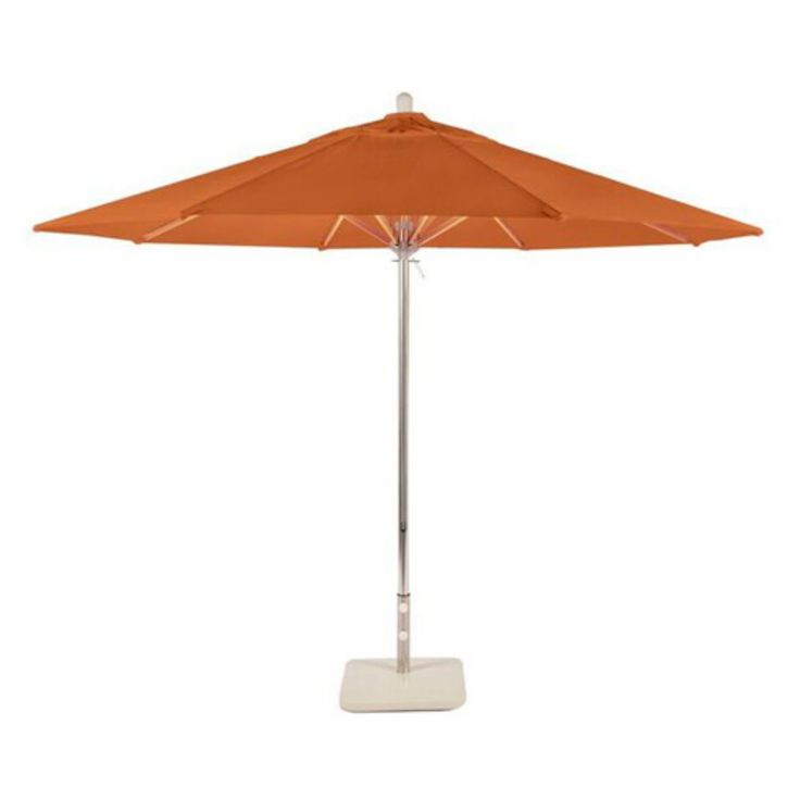 Amauri Newport Coast 11 ft. Round Sunbrella Patio Umbrella - 66215-103-CS21501