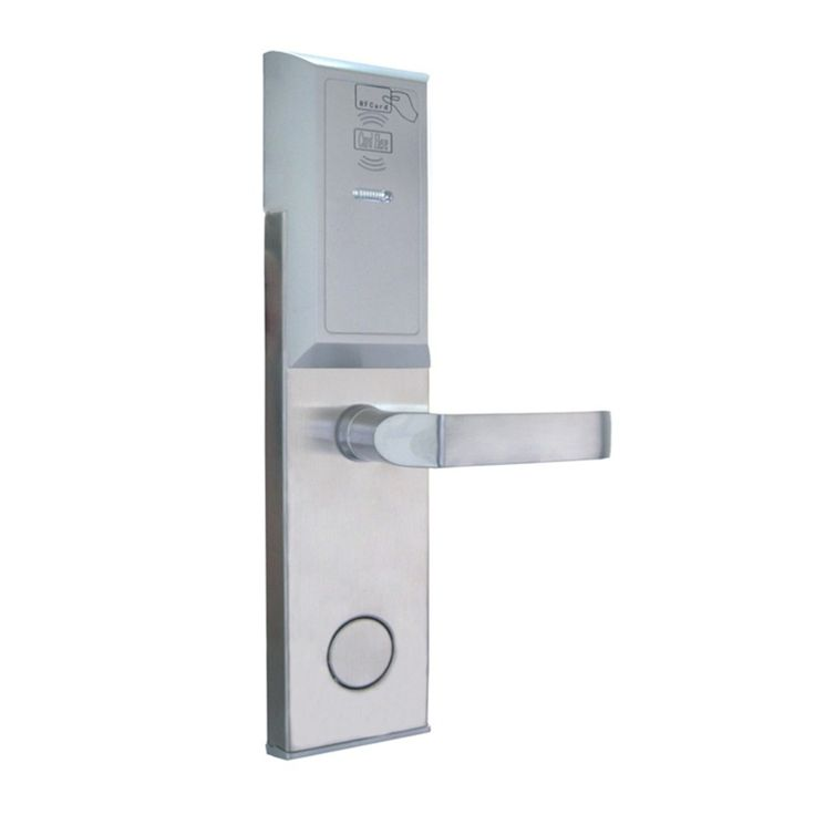 87.00$  Buy here - http://alii7t.shopchina.info/1/go.php?t=32814048402 - RFID T5577 hotel lock,stainless steel Material,gold,silver color, a test T5577 card ,sn:CA-8006  #buyonline