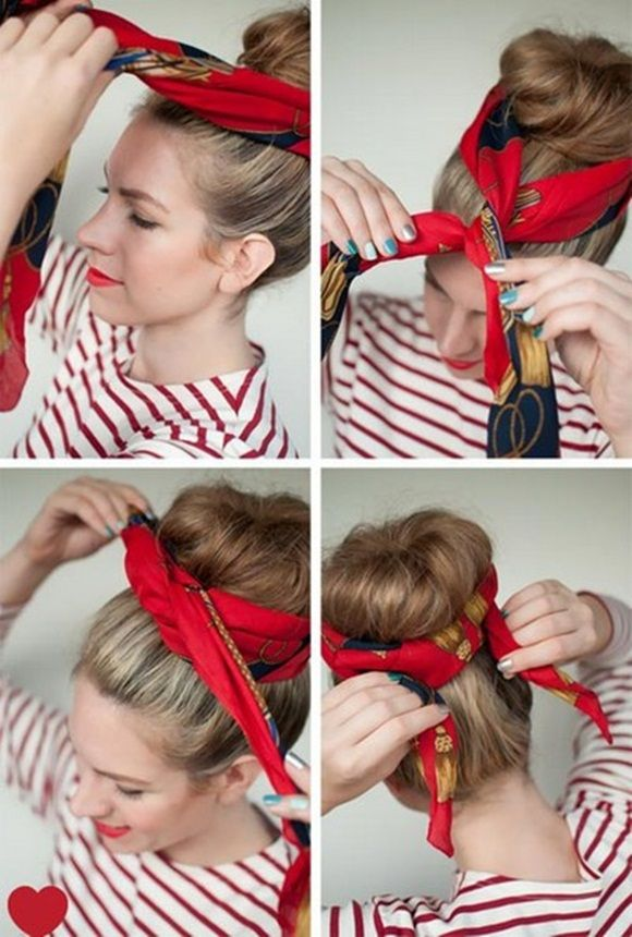 How To Make A Sock Bun 20 Different Styles Hair