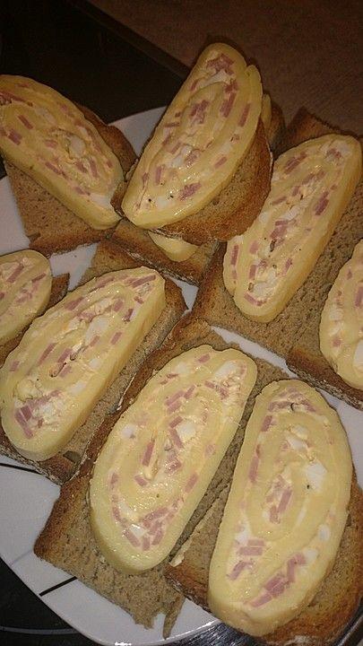 Party - Käserolle, ein sehr schönes Rezept aus der Kategorie Kalt. Bewertungen: 49. Durchschnitt: Ø 4,7.