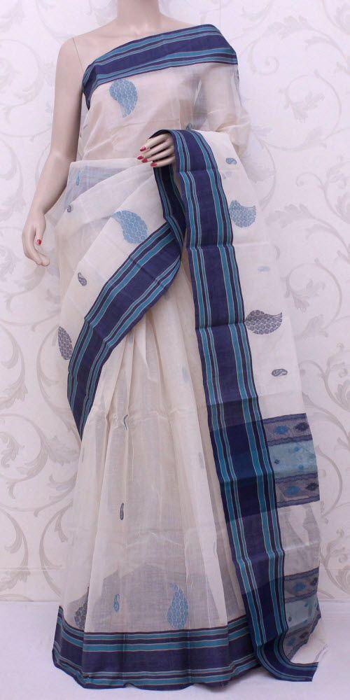 Bengal Handloom Tant Saree (Cotton) 13120