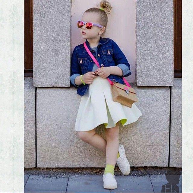 De leukste meisjeskapsels van 2015 voor meisjes jonger dan 10 jaar! - Kinderkapsels