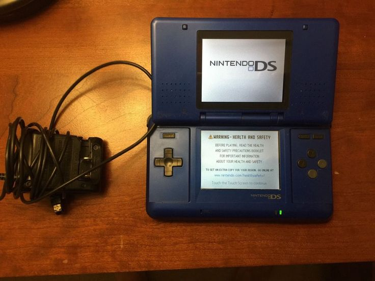 Original Nintendo DS PHAT - 100% working condition #Nintendo