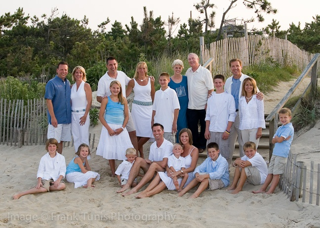 Nice Posing For A Big Group Family Portrait Ideas