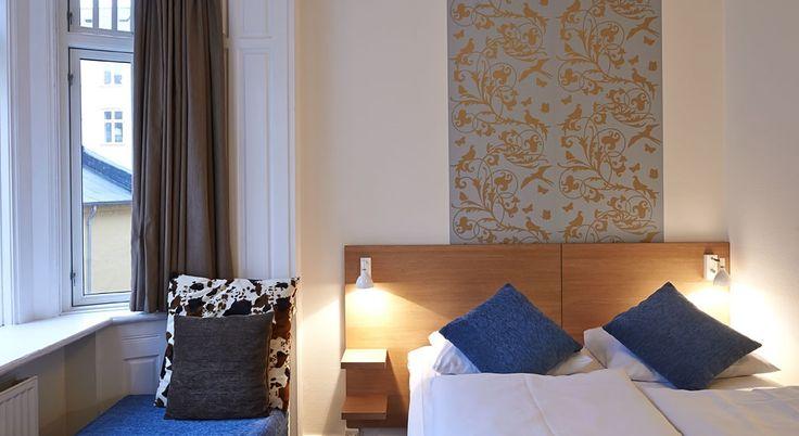 Savoy Hotel Copenhagen in Vesterbro Shopping District | Savoy Hotel