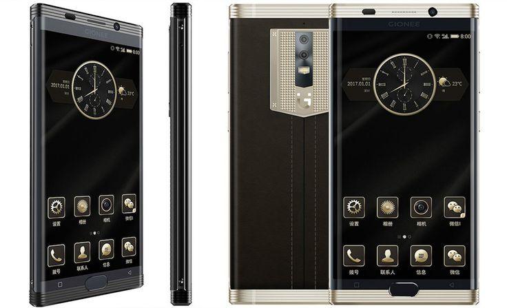 7000mAhバッテリー搭載スマホ「Gionee M2017」発表。連続通話26時間、待受918時間の高級機 - Engadget 日本版
