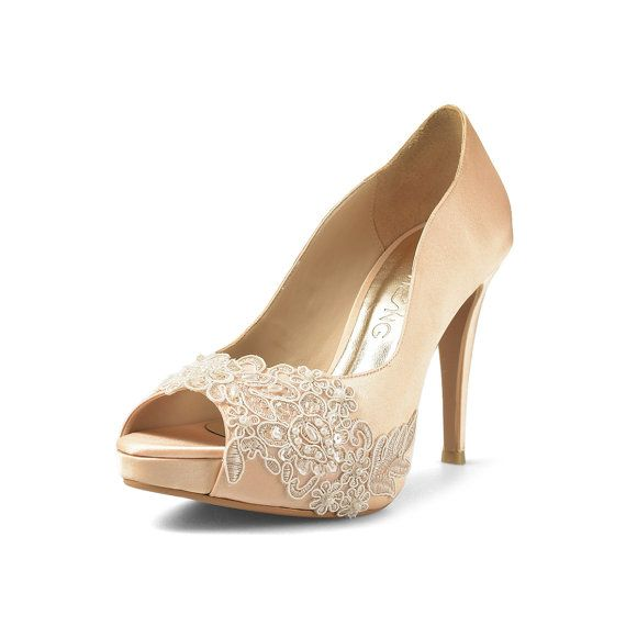 161 best Ready Made Wedding Heels images on Pinterest   Wedding ...