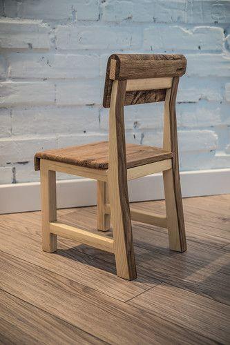 Блин первый. Детский стул и стол.